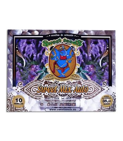 Микс семян конопли Sweet Mix Auto fem (Sweet Seeds)