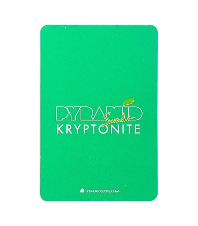 Семена сорта Kryptonite fem (Pyramid Seeds)