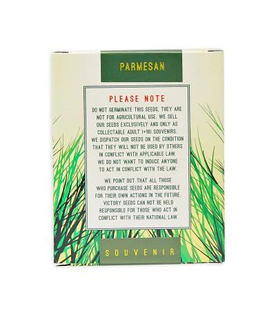 Семена сорта Parmesan fem (Victory Seeds)