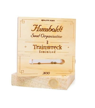 Семена сорта Trainwreck fem (Humboldt Seeds)